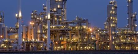 normy pro petrochemický průmysl